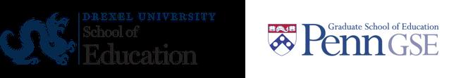 Drexel & UPenn logos